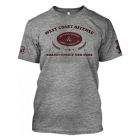 West Coast Offense T-Shirt
