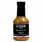 Ole Hickory Pits Mustard 2.0 Sauce - 17.8oz