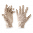 Knit Cotton HOT BBQ Gloves