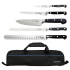 Meridian Elite Messermeister 5-Piece Knife Set