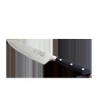 """Meridian Elite 7"""" Kullenschliff Santoku Knife"""