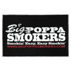 Big Poppa Smokers Classic Logo Patch