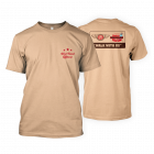 "BPS & Simply Marvelous ""Walk With Us"" T-shirt"