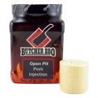 Butcher BBQ Pork Injection - Open Pit Flavor 1lb