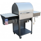 MAK 2 Star General Pellet Grill & Smoker - 2015 Model