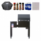 Big Poppa's MAK 1 Star Pellet Grill Special - 2017 Model w/Flashfire Ignition
