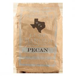 Texas Premium Lump Charcoal - Pecan