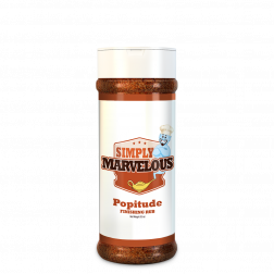 Simply Marvelous Popitude Finishing BBQ Rub - 5.5oz