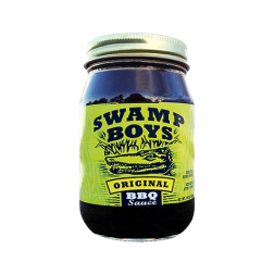 Swamp Boys Original BBQ Sauce 19oz.