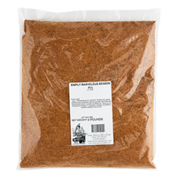 Simply Marvelous BBQ Season All BBQ Seasoning -  5lb Bag
