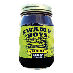 Swamp Boys Original BBQ Sauce - 32oz.