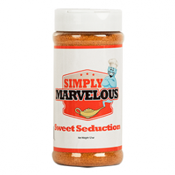 Simply Marvelous Sweet Seduction BBQ Rub - 12oz