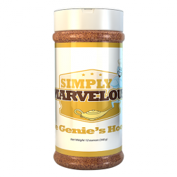 Simply Marvelous BBQ Rub Genie's Hooch - 12oz