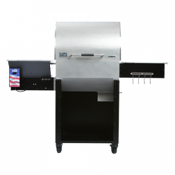 MAK 2 Star General Pellet Grill & Smoker - 2017 Model w/ FlashFire Ignition