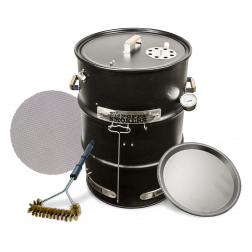 BPS DIY Drum Smoker Kit - Starter Pack