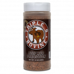 Triple 9 Bovine Beef Rub Perfection - 12oz