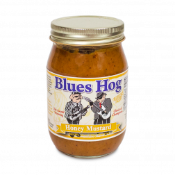 Blues Hog Honey Mustard BBQ Sauce - 16oz