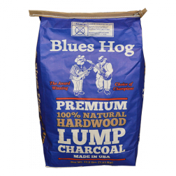 Blues Hog Natural Lump Charcoal 17.5lb Bag