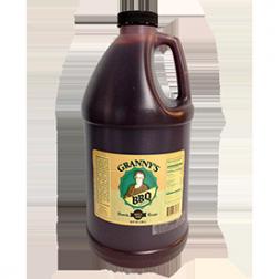 Granny's BBQ Sauce 1/2 Gal