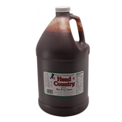 Head Country Original BBQ Sauce - Gallon Size