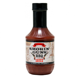Smokin' Guns BBQ Sauce