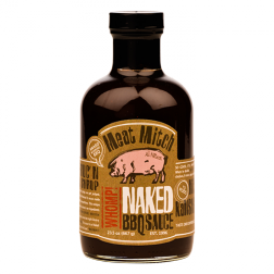 Meat Mitch Whomp! Naked BBQ Sauce - 21oz