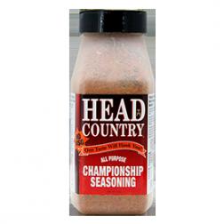 Head Country Championship BBQ Seasoning - 30oz