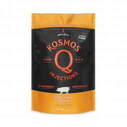 Kosmos Q Pork Injection - 1lb