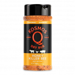 Kosmos Q Killer Bee Honey Rub - 13.2oz