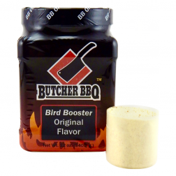 Butcher BBQ Bird Booster Injection - Original Flavor 12oz