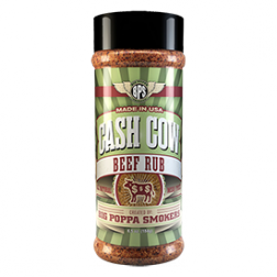 Cash Cow Beef Rub - 6.5oz