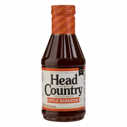 Head Country Apple Habanero Sauce - 20oz