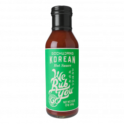 Gochujang Korean Hot Sauce - 15oz