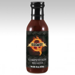 Kosmos Q Competition BBQ Sauce - 15oz