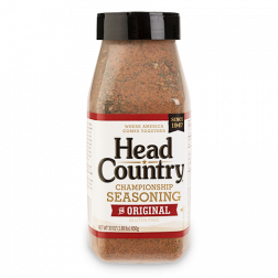 Head Country Championship BBQ Seasoning - 26oz