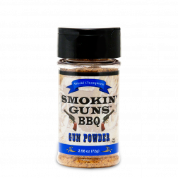 Smokin' Guns BBQ Gun Powder - 2.56oz