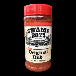 Swamp Boys Rub's Original Rub - 12oz