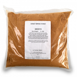 Sweet Brine O' Mine Pork Injection - 5lb Bag