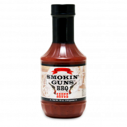 Smokin' Guns BBQ Sauce - 18oz