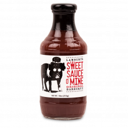 Sweet Sauce O' Mine Original Sauce - 18oz