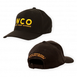 West Coast Offense BBQ Adjustable Hat