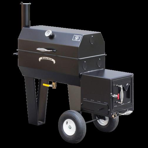 Meadow Creek | BBQ Smokers | Big Poppa Smokers