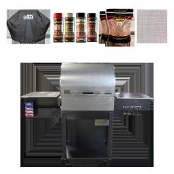 MAK 2 Star General Pellet Grill Special 2016 Model w/ FlashFire Igniter
