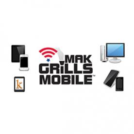 MAK Grills Wifi