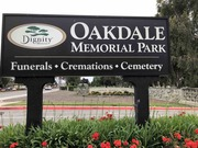 Oakdale Memorial Park, Glendora, Los Angeles, California, United