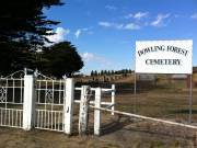 Dowling Forest Cemetery, Miners Rest, Victoria, Australia