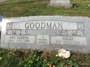 Rev Eugene Goodman 1913 - 1992 BillionGraves Record