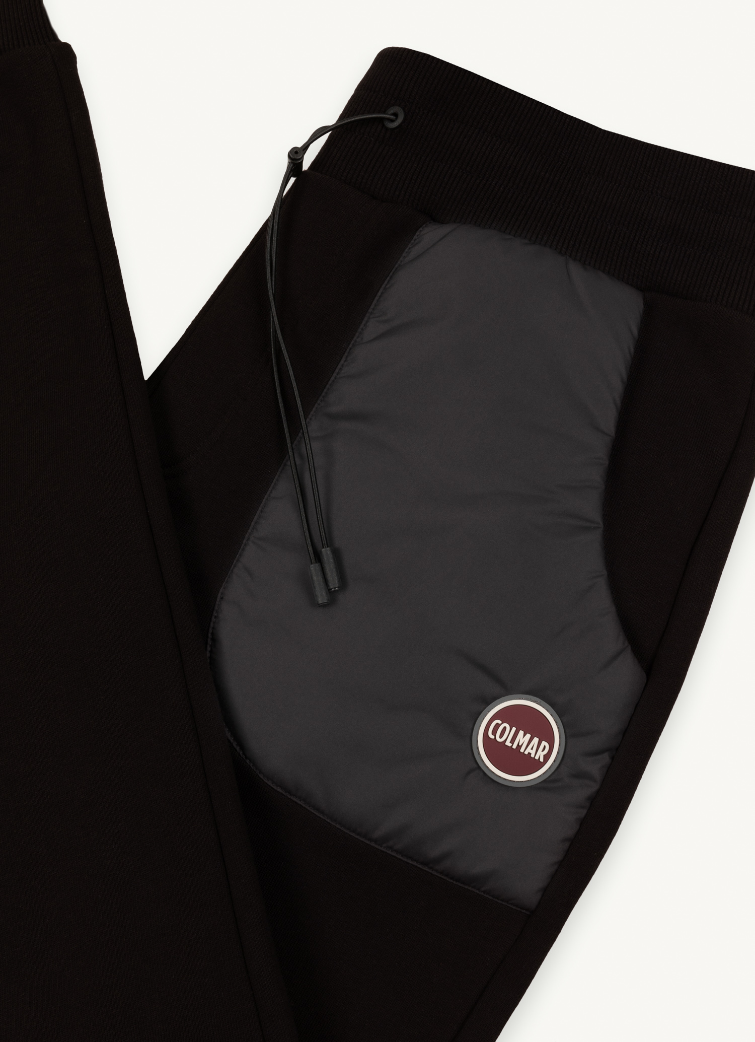 Pantaloni uomo in felpa nero Colmar   82339UX99