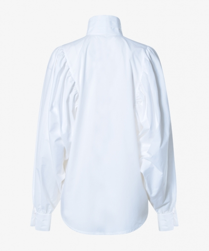 Camicia di cotone donna Elisabetta Franchi | CA29616E2100