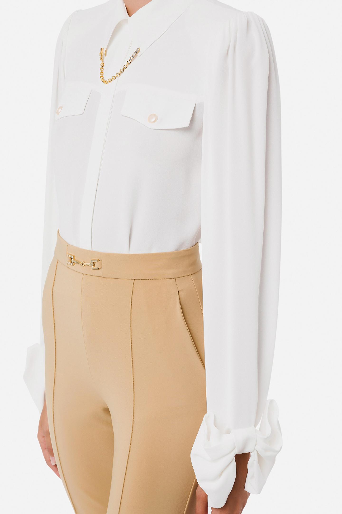 Camicia Donna bianco Elisabetta Franchi   CA32216E2360